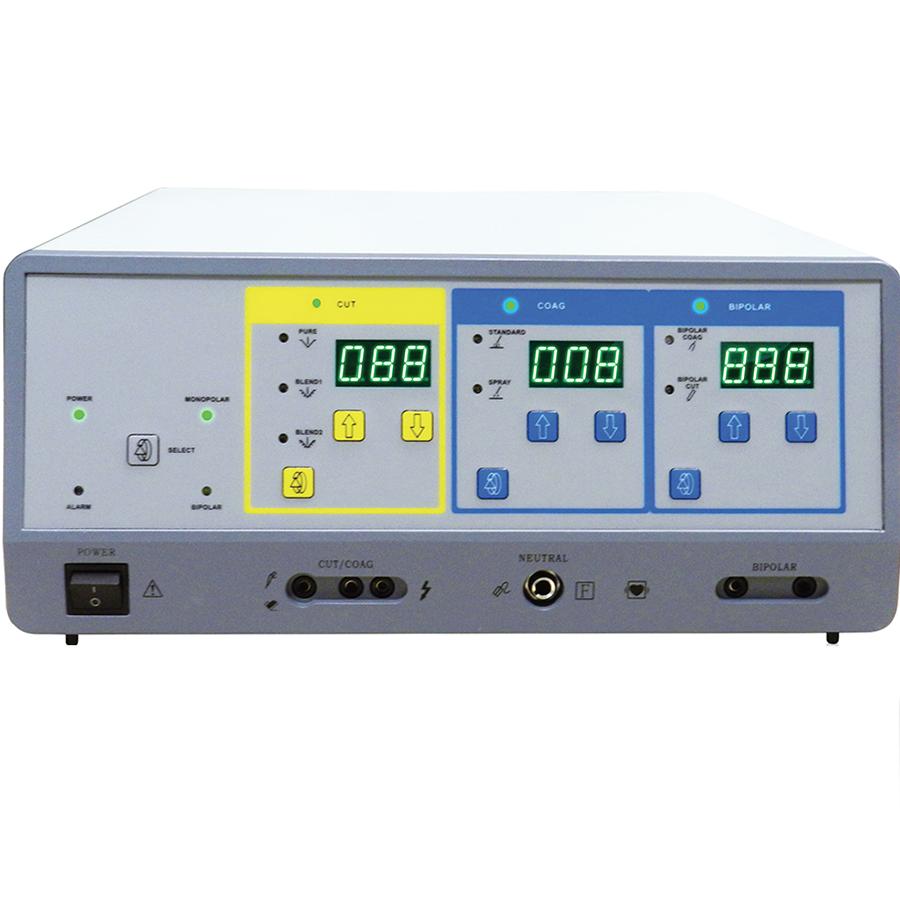 equipo de electrocirugía